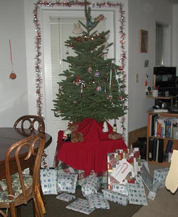 Santa came and went
